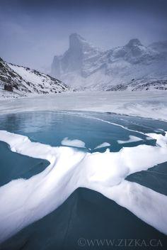 Auyuittuq National Park on Baffin Island, Nunavut, Canada by Paul Zizka on 500px