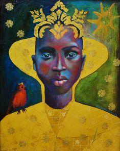 Jamaican artist Tamara Natalie Madden
