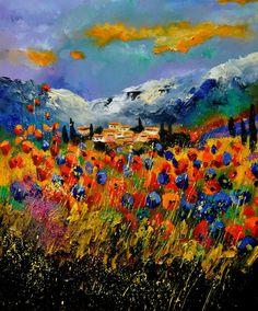 """""""Provence"""" de Pol Ledent"""