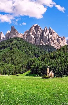 Santa Maddalena, South Tyrol, #Italy