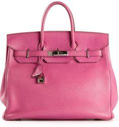 Hermes Vintage 'Birkin 32' handbag on shopstyle.co.uk