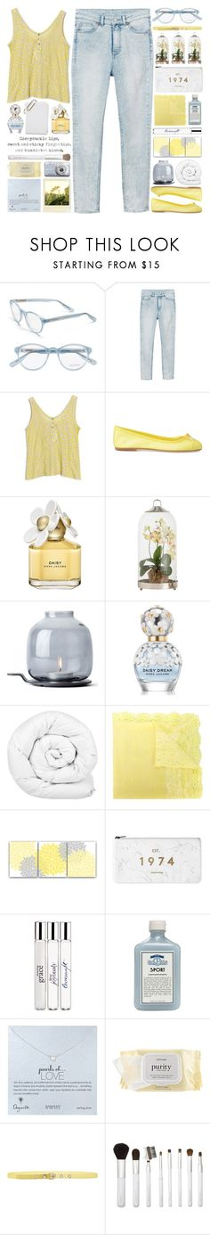 """Bumblebee Kisses"" by heartart ❤ liked on Polyvore featuring Jason Wu, Monki, SUNO New York, ANNA BAIGUERA, Marc Jacobs, Arteriors, Menu, Brinkhaus, Ermanno Scervino and philosophy"