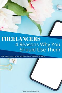 Why use a freelancer? Here are some reasons why small businesses should consider using freelance marketing professionals and content creators.  #freelance #copywriting #blogging