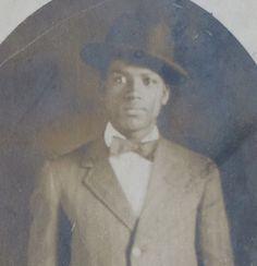 1910s photograph. Inspiration for Hank Denney.