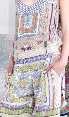 RESORT 2014 Just Cavalli brand / (something tells me he has no clue what this is)