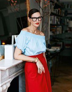 Jenna Lyons Color Combos