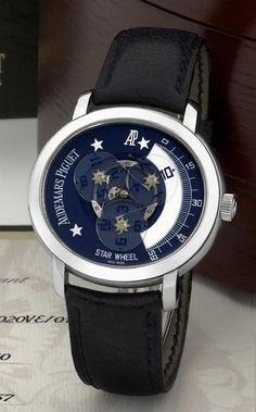 Audemars Piguet hvězda Wheel