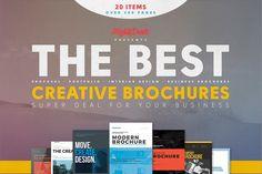 20 Creative Brochures from Kovalski Design