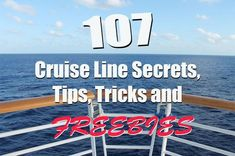 107 Best Cruise Line Secrets, Tips, Tricks and Freebies   Cruzely.com