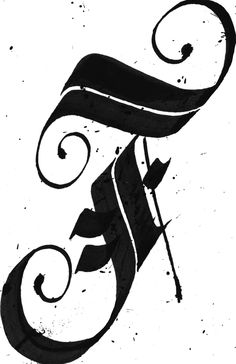 AIGA Portland's Graffiti Type Showcase by Cory Say, via Behance - Cory was one of my students in college English, and I am so proud. He is incredibly talented and living his life with admirable passion. Gothic Lettering, Graffiti Lettering Fonts, Tattoo Lettering Fonts, Lettering Design, Calligraphy Fonts Alphabet, Tattoo Fonts Alphabet, Calligraphy Letters, Drawing Letters, Word Art