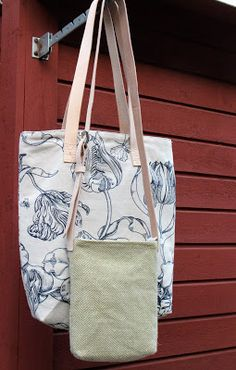 Toras Vävstol Gym Bag, Sewing, Bags, Logs, Purses, Stitching, Taschen, Hand Bags