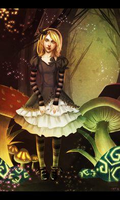 Art - Alice.