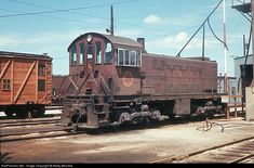 RailPictures.Net Photo: CGW 8 Chicago Great Western Alco S2 at Chicago, Illinois by Marty Bernard