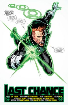 Guy Gardner - Jack Herbert, Colors: Hi-Fi