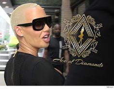 """Amber Rose I Don""""t Want To loose my Rights To Ace of Diamonds Name   Amber Rose is in danger of losing her bid to own the rights of theAce of Diamondsname because her request has been shot down ... for now. Amber's applied to use the name Ace of Diamonds for """"entertainment services in the nature of live dance performances"""" and """"gentlemen's clubs featuring exotic dancing."""" The application just gotrejected because it would cause confusion in the marketplace since an AOD and Ace of Emeralds…"""