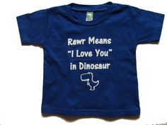 Haha! I should get this for my little pterodactyl!