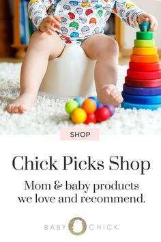 and baby shopping Chick Picks Shop Our Chick Picks Shop is a carefully curated list of products that we love and recommend for mom and baby. It provides everything a parent wants and needs. Mom And Baby, Baby Love, Newborn Nursing, Hatch Baby, Maternity Underwear, Difficult Children, Nursing Pads, Bedtime Routine, Baby Chicks