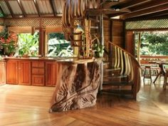 costa rica treehouse hotel