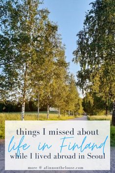 There's nothing quite like experiencing the big big world through travel and living abroad. But sometimes you just really miss home! Here are the things I missed about my life in Finland, my hometown, while I was an expat for nearly 8 years! Finnish Women, Big Big, Helsinki, I Missed, Getting Out, Travel Guides, Finland, Travel Destinations, Europe