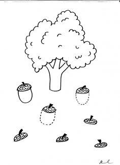 Grafomotorické cviky a pracovní listy : Moje MŠ | Vše z mé hlavy pro MŠ : Svet-Stranek.cz : osobní stránky zdarma snadno a rychle Preschool Kindergarten, Preschool Worksheets, Art For Kids, Crafts For Kids, Autumn Activities For Kids, Cicely Mary Barker, Pre Writing, Autumn Theme, Art Projects