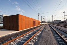 Dienstgebäude 01 SBB | Schweizer Baudokumentation