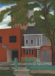 View Autumn in the Bronx by George Copeland Ault on artnet. Browse upcoming and past auction lots by George Copeland Ault. Magritte, Local Art Galleries, One Stroke Painting, Whitney Museum, Unique Paintings, Urban Landscape, American Artists, Canvas Art Prints, Mansions