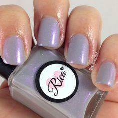 Rica Fantasia Beauty Nails, Swatch, Nail Polish, Fantasy, Nail Polishes, Polish, Manicure, Nail Polish Colors