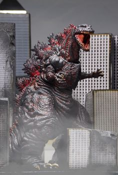 "Neca - Shin Godzilla (2016) - 12"" Action Figure - Godzilla"