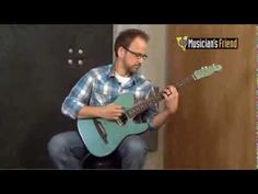 Video: Fender Telecoustic (Acoustic-Electric Guitar) | Fndr46