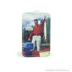 LUGGAGE TAG  (SIZE MATTERS)    Size Matters         Our eye-catching Luggage Tags are the next best thing to legroom. Durable matte vinyl tags (with sturdy straps and ID card inserts) make looking for your luggage almost a pleasure!