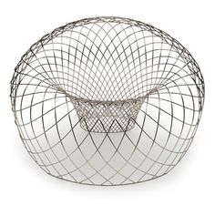 Reverb Wire Chair by Brodie Neil