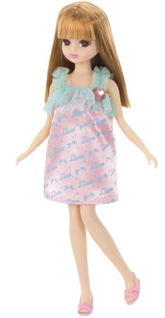 Takara Tomy Doll Nice to Meet You Licca Chan Pink from Japan New | eBay