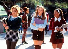 Clueless is 20 this month! And while you're still reeling from that news, kick back and remind yourself of all the times Cher Horowitz's fashion game was better than yours...