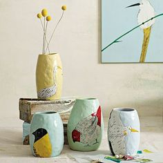 Gemma Orkin Vases #WilliamsSonoma