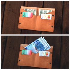 Tanned Leather Wallet The Westlands Skin Tanning Vegetable Minimal Full Grain Handmade portfolios Made in Italy TheWestlands Man Woman