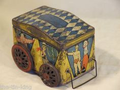 Antique Biscuit Tins - Bing Images