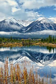 Sundance Peaks, Alberta, Canada  (by Philip Kuntz on 500px)