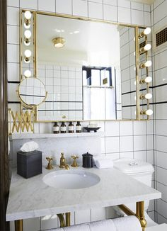 The Ultimate Bathroom Inspiration ( to find online )