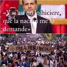 En medio del #YaMeCansé un México indignado una esperanza de paz que no parece llegar a este País...