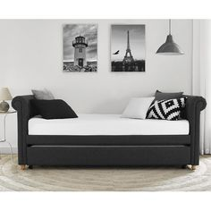 Found it at Wayfair - Sipple Daybed with Trundle - for the guest room