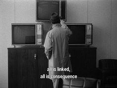 paradoxicalsentiments: Alphaville, 1965 dir. Jean-Luc Godard