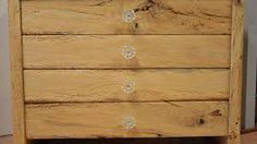 falegnameria bensi...cassettiera in pioppo antico di recupero