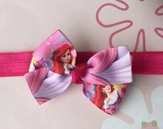 Faixa Pink Laço Ariel
