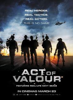 Act of valor: Acto de valor - online 2012