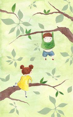 Children « Illustration Friday