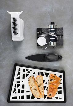 Koziol kitchen tools and gadgets.