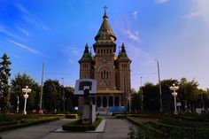 Cathedral of Timisoara - 70 day of 365 by Andreea Truia · 365 Project