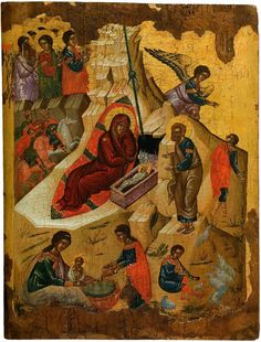 National Art Museum, Life Of Christ, Religious Paintings, Byzantine Art, John The Baptist, Religious Icons, Orthodox Icons, Art And Architecture, Medieval