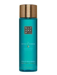 The Ritual Of Hammam Shampoo 250 ml - Rituals - KICKS Organic Shampoo, Kicks, Lipstick, Personal Care, Bottle, Makeup, Beauty, Steam Room, Make Up