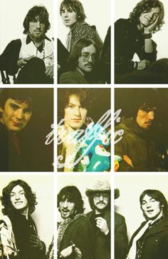 'Traffic' began in 1967 as a psychedelic rock group whose early singles were influenced by The Beatles,and diversified their sound through the use of instruments such as the Mellotron, reed instruments, and by incorporating jazz and improvisational techniques in their music. 'The Low Spark of High Heeled Boys' is the sixth album by English rock band Traffic, released in 1971, included  the FM hit with the same title. In 2004, Traffic was inducted into the Rock and Roll Hall of Fame.